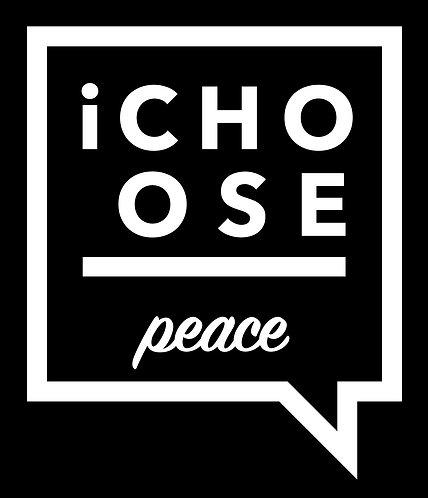 iCHOOSE Peace decal