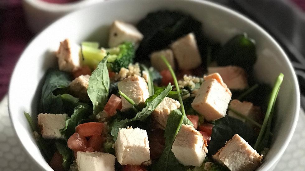 Grilled Chicken Quinoa Salad
