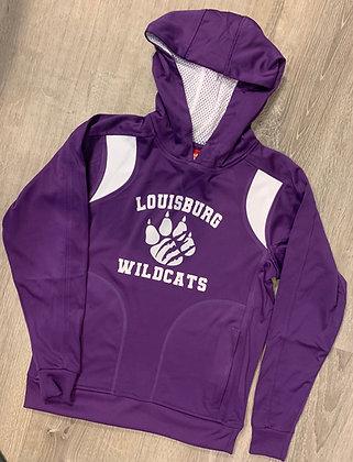 Youth Hoodie Wildcat Claw Sweatshirt