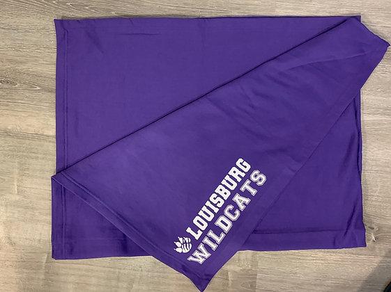 Wildcat Sweatshirt Stadium Blanket