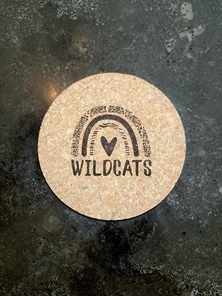 Wildcat Rainbow Coaster