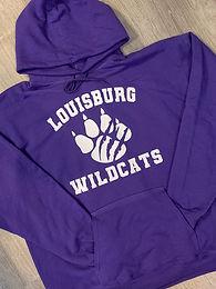 Adult Wildcat Claw Hoodie Sweatshirt
