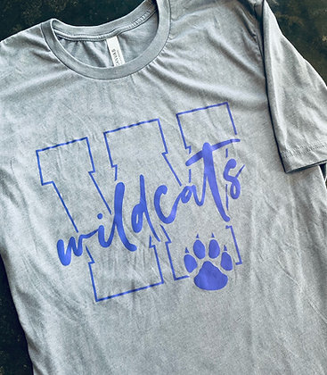 Wildcat W Youth & Adult Tee