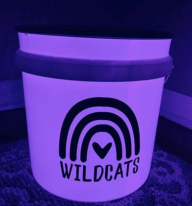Wildcat Light Bucket w/Light