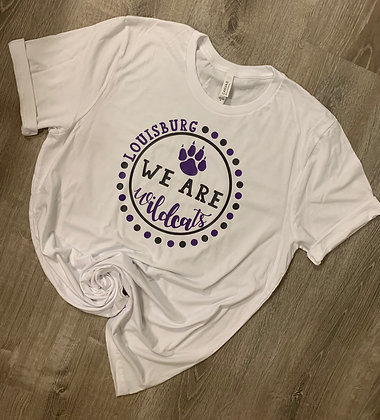 Wildcat Circle Youth & Adult Tee