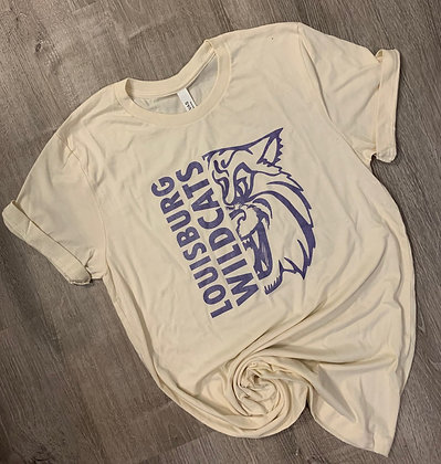 Shaggy Cat Youth & Adult Tee