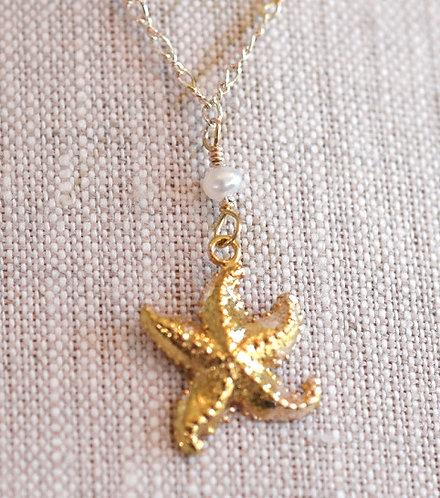 Squiggly Starfish