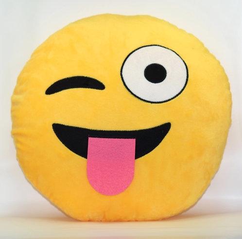 Ha Ha Emoticon Pillows