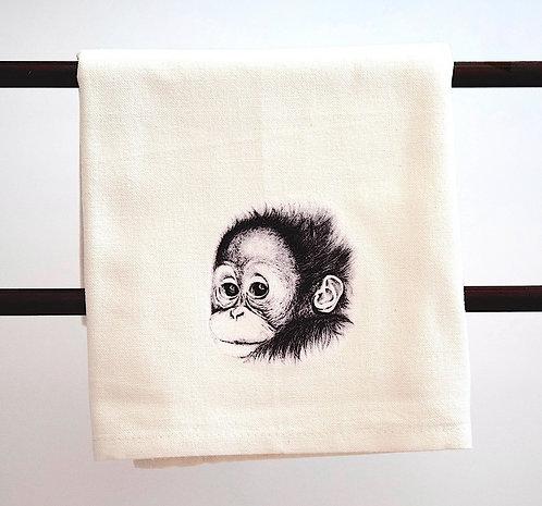 Orangutan baby- Dark