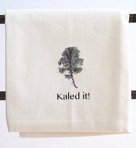Leafy Kaled It