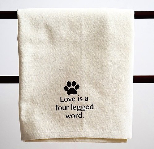 Love Is- Paw