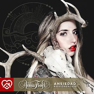 Anna Fiori Ansiedad nuevo sencillo
