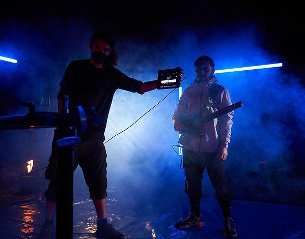 Everlight, presenta nuevo videoclip, frenetic, del album momentum