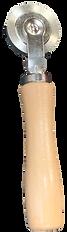 Carretilla de madera embalade de 1/4 x 2