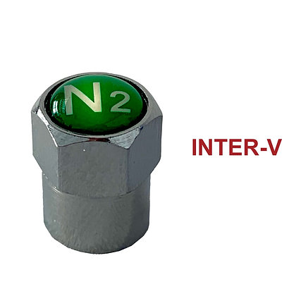Tapón Metálico Nitrógeno N2
