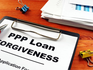 Released PPP Loan Forgiveness Application