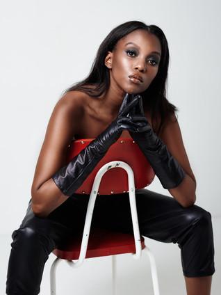 Photographer Jan Hammerstad. Model Asha