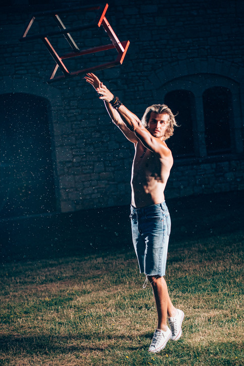 Kujtim Toronto model Zolota Fashion Maga