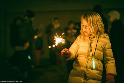 Christmas kids party, Hamilton event photographer.