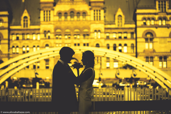 City Hall wedding Toronto, Hamilton wedding photographer, gold wedding, artistic wedding photos, alt wedding photographer.