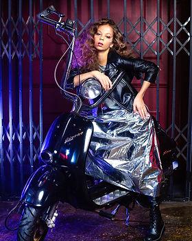Zolota Magazine - Bike Fashion