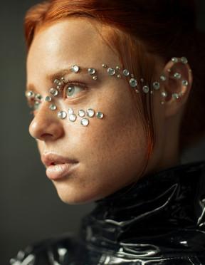 Photographer Egle Ellerman. Model Matild