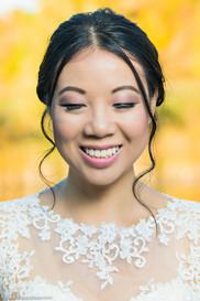 Bride, Make Up, Hamilton wedding photographer
