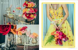 Wedding magazine, published wedding photographer in Hamilton