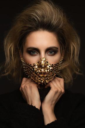 Photographer Pernille Worek. Model Jen E