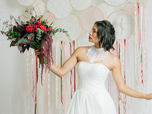 How Can I Help? TIPS FOR FINDING YOUR PERFECT BRIDAL GOWN