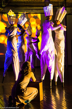 Aerial dancers, Hamilton event photographe