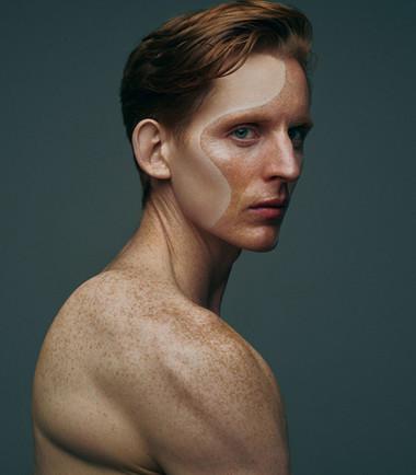 Photographer Tonny Nathan. Model Andreas