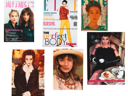 """AN ICON INTERVIEW WITH PEGGI LEPAGE: """"THE ART OF MODEL SCOUTING."""""""