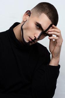 Photographer Pernille Worek. Model Jonas