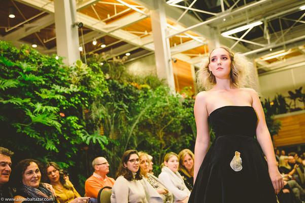 Hamilton Fashion Week at Royal Botanical Garden. Hamilton event photographer.