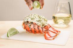 Lobster tail Hamilton Food Photographer-