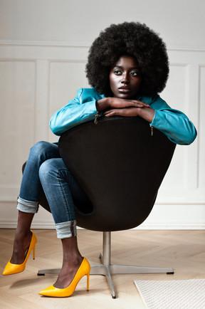 Photographer Pernille Worek. Model Annel
