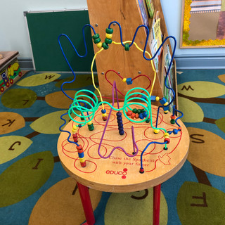 Helen Tufts Nursery School Play Area