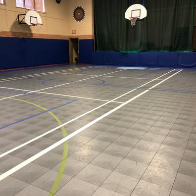 Helen Tufts Nursery School Gym
