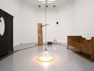 Joseph Beuys-Salutations de l'Eurasien 13 oct. 2017-21 jan. 2018. M HKA à Anvers