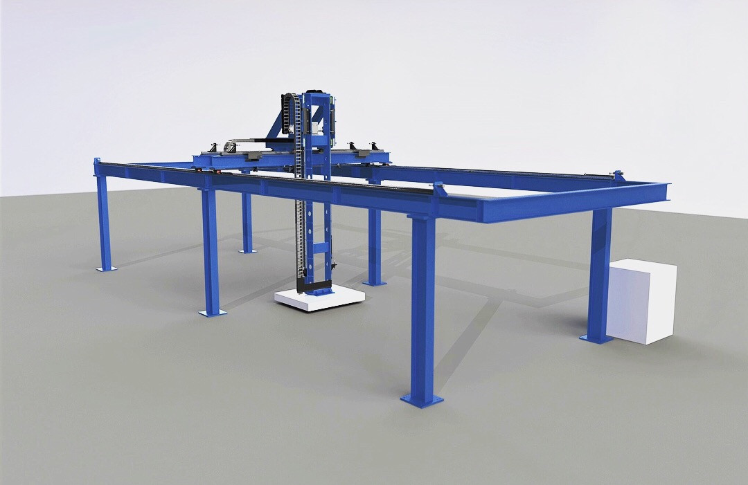 Abacus Gantry Design