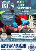 BLS / SBV - Suporte Básico de Vida - American Safety & Health Institute (ASHI)