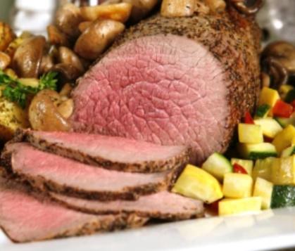Bison Whole Ribeye Roast
