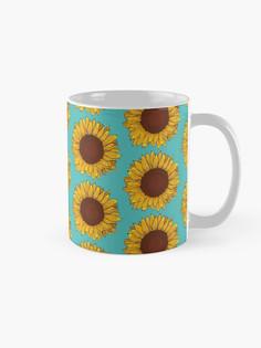 """Taza """"Girasol"""" / Sunflower Mug"""