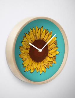 Reloj de Girasol / Sunflower Clock