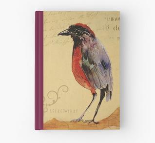 """Libreta de pasta dura """"Ave 1"""" / Bird 1 Hardcover Journal"""