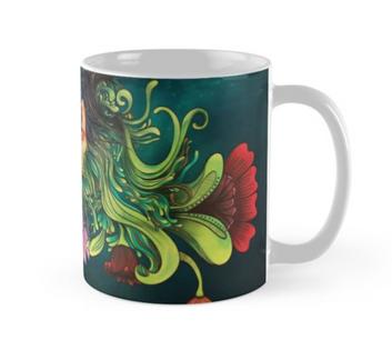"""Taza """"Metamorfosis"""" / Metamorphosis mug"""