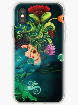 "Carcasa para iPhone ""Metamorfosis"" / Metamorphosis iPad Cases & Skins"