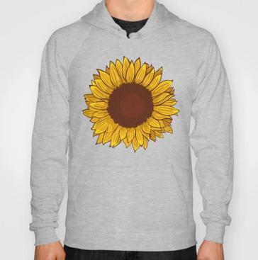 Sudadera de Girasol / Sunflower Hoody
