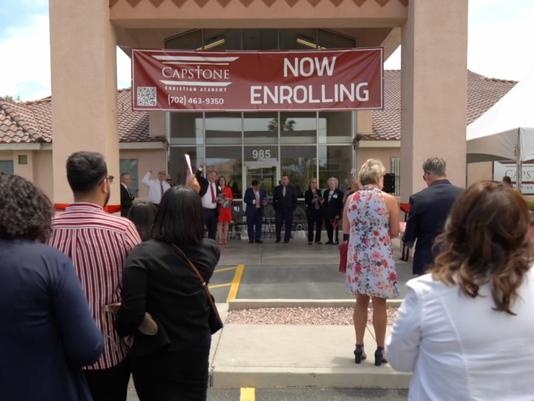 New Christian Private School Opens in Las Vegas